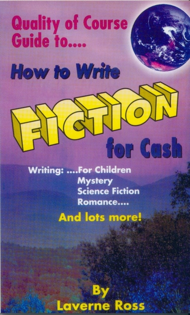 how to write fiction for cash