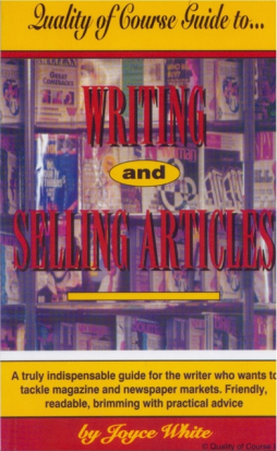 Writing and selling articles